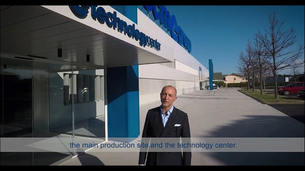 Andrea Aureli | Scm Group Factory Tour